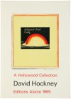 デイヴィッド・ホックニー 「A Hollywood Collection」 David Hockney
