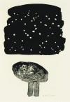 香月 泰男 「運ぶ人」 Yasuo Kazuki