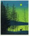 千住 博 「夜奏」 Hiroshi Senju