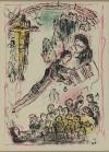 マルク・シャガール 「魔法の王国 PL7」 Marc Chagall