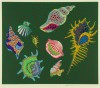 草間 彌生 「貝」 Yayoi Kusama 「Shellfish」