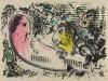 マルク・シャガール 「夢想」 Marc Chagall