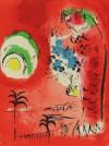 マルク・シャガール 「天使たちの湾」 Marc Chagall