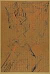 村上 善男 「十三の砂浜,柿色の刻」 Yoshio Murakami