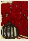 三岸 節子 「赤い花」 Setsuko Migishi