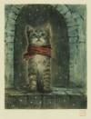 石井 敏 「小猫の四季 (冬)」 Satoshi Ishii