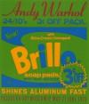 アンディ・ウォーホル 「Brillo (パサデナ美術館での展覧会ポスター)」 Andy Warhol