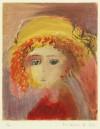 織田 広喜 「黄色い帽子の少女」 Hiroki Oda