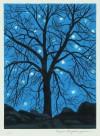 東山 魁夷 「星の夜」 Kaii Higashiyama