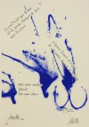 今井 俊満 「untitled・Blue」 Toshimitsu Imai