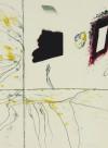 野見山 暁治 「消えた景色」 Gyoji Nomiyama
