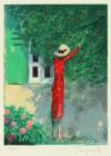 J. P. カシニョール 「サクランボの木 」 Jean-Pierre Cassigneul