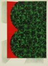 菅井 汲 「緑のフェスティヴァル」 Kumi Sugai
