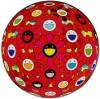 村上 隆 「フラワーボール (3D) レッドボール」 Takashi Murakami
