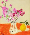 小倉 遊亀 「初夏の花」 Yuki Ogura