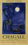 マルク・シャガール 「サン・ジャン・カップ・フェラ」 Marc Chagall