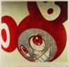 村上 隆 「And then,and then and then and then and then (RED)」 Takashi Murakami