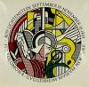 ロイ・リキテンスタイン 「The Solomon R.Guggenheim Museum」 Roy Lichtenstein