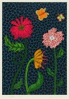 草間 彌生 「Flowers」 Yayoi Kusama