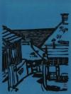 東山 魁夷 「漁村」 Kaii Higashiyama