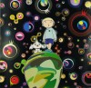 村上 隆 「Jellyfish Eyes-MAX&Shimon in the Strange Forest」 Takashi Murakami